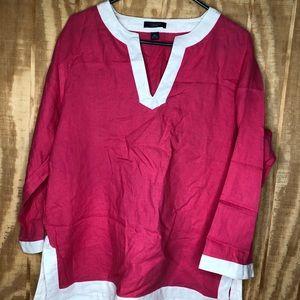 Long Sleeve chaps shirt XL